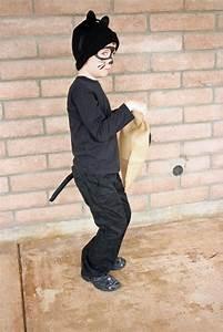 Easy Cat Burglar Costume | Desert Chica