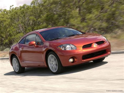 Mitsubishi Eclipse Hatchback by 2007 Mitsubishi Eclipse Hatchback Specifications Pictures