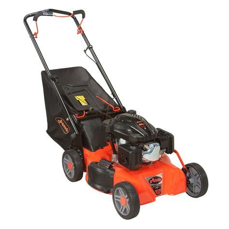 depot mowers ariens razor 21 in walk gas push mower 911173 Home