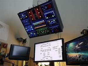 Diy Overhead Control Panel