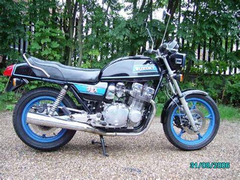 1981 suzuki gsx1100 classic motorcycle