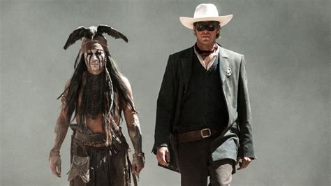 with or without johnny depp as tonto the lone ranger was to reboot flavorwire