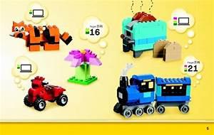 Lego Classic Bauanleitungen : lego lego medium creative brick box instructions 10696 classic ~ Eleganceandgraceweddings.com Haus und Dekorationen