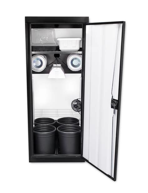 Grow Cabinet - superstar hps soil grow cabinet stealth grow boxes