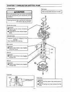 4 Best Images Of 2 Stroke Carburetor Diagram