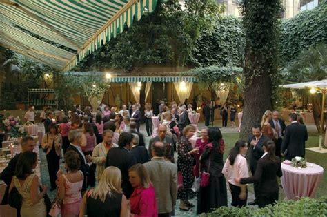 luxury hotel with garden for weddings latium hotel