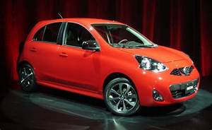 Nissan Micra 2015 : 2015 nissan micra city car unveiled for canadian market ~ Melissatoandfro.com Idées de Décoration