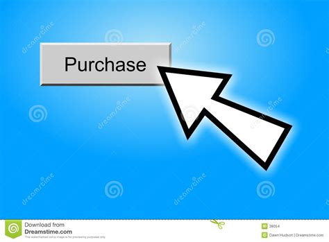 purchase button stock images image