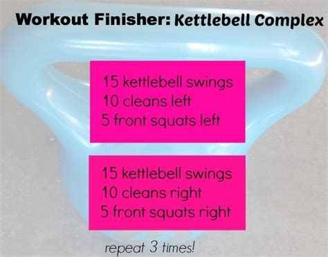 kettlebell complex workout finishers doctor any disclaimer dietician registered those things am