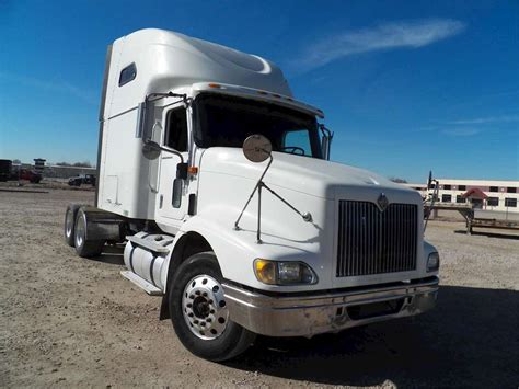 semi truck sleepers 2002 international 9400i sleeper semi truck for sale