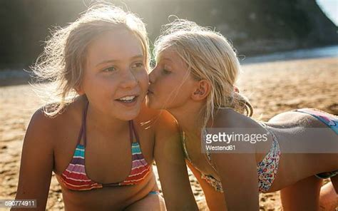 tween bikini   premium high res pictures getty