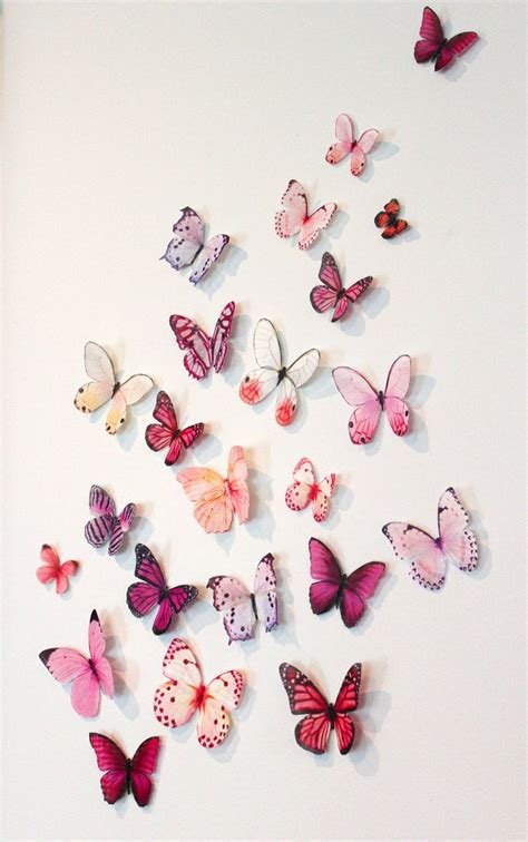 organza butterfly wall decoration  wedding butterfly