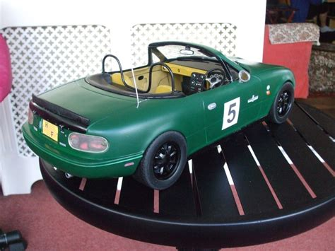 Where Is A Car by Sindy Mx5 Sports Car