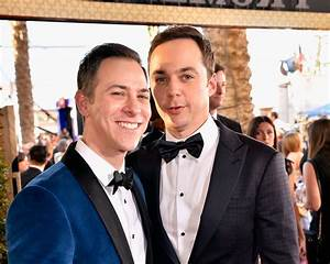 Jim Parsons' Wedding Photos Are Insanely Cute: See More Here