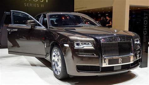 Modern Car 2015 by رولز رويس جوست 2015 Rolls Royce Ghost مواصفات وصور