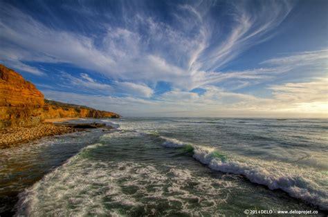 Deloprojet Movie Surfing Sunset Cliffs San Diego