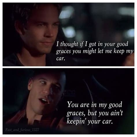 Toretto And Brian Quotes