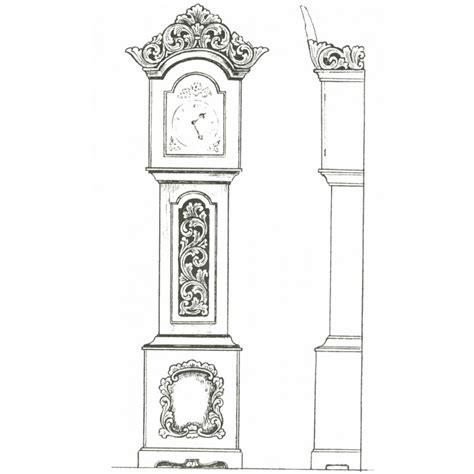 pdf diy plans for grandfather woodworking plans grandfather clock patterns pdf plans