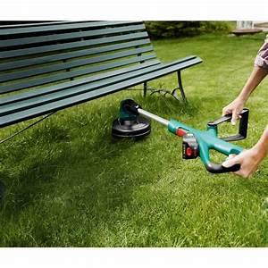 Coupe Bordure Sans Fil : coupe bordure sans fil art 26 18 li bosch plantes et ~ Dailycaller-alerts.com Idées de Décoration