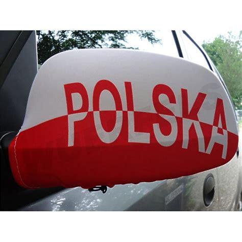 auto nach polen verkaufen r 252 ckspiegel flagge car polska polen auto