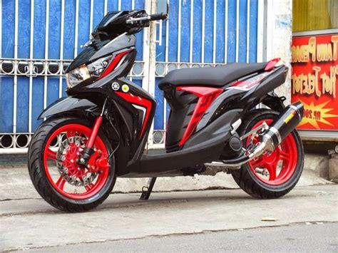 Modif Mio Soul Racing Look by 50 Gambar Modifikasi Mio Soul Keren Sporty Dapur Otomotif