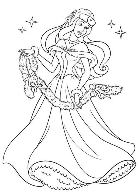 disegni da colorare per bambini principesse disney 50 disegni di natale della disney da colorare