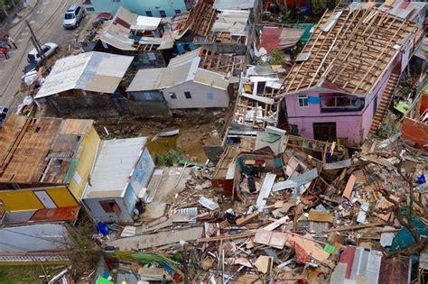 assessment team  storm ravaged dominica  urgent