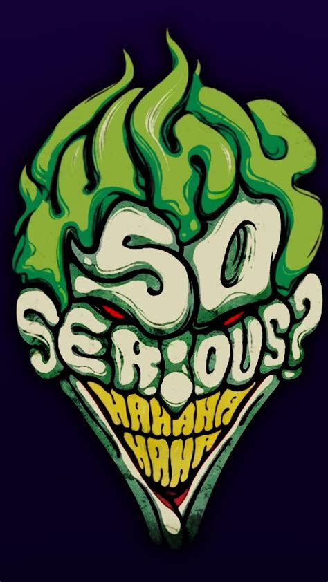 joker graffiti faces villain typographic portrait