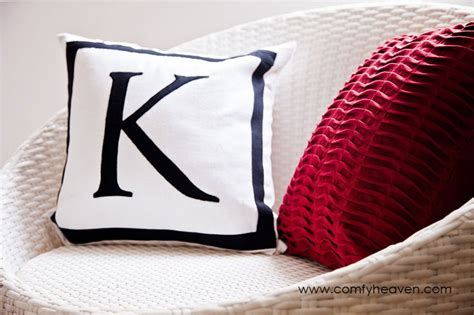 Monogram F Home Decor : 1000+ Images About Monogram Decor And Pillows On Pinterest