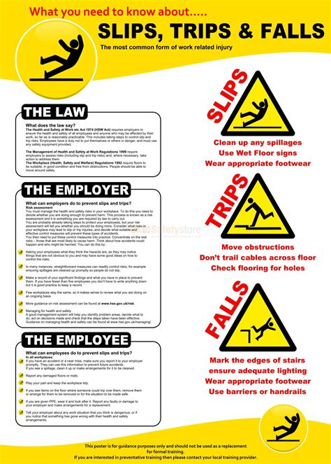 Slips Trips & Falls Poster 420w X 595hmm  High Quality. Personality Disorder Help Universities In Mi. Aarp Secondary Health Insurance. Cheap Regionally Accredited Online Schools. Racial Discrimination In The Usa. Moorpark College Admissions Free Online Ad. Aspx Content Management System. Night Nursing Programs Natural Breast Implant. Guide To Investing In Gold And Silver Pdf