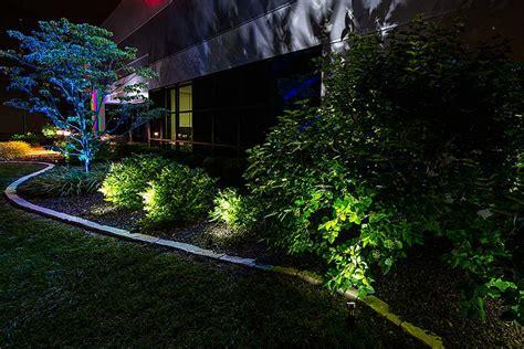 In Ground Landscape Lighting
