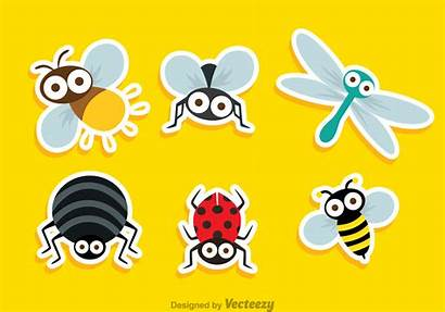 Sticker Insect Stickers Insects Clipart Clip Graphics