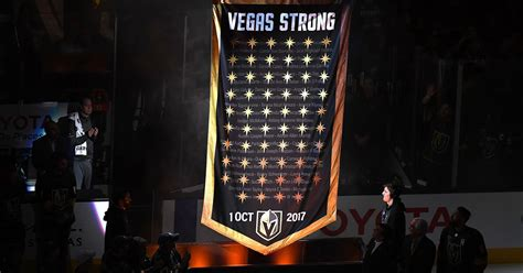 vegas golden knights retire jersey    honor victims