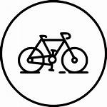 Cycle Icon Transparent Cycling Bike Bicycle Riding