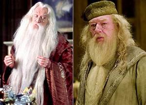 richard harris as dumbledore MEMEs