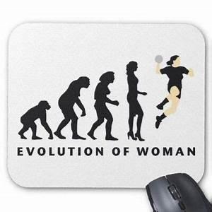 Evolution of woman ♥ | health sports food handball | Pinterest