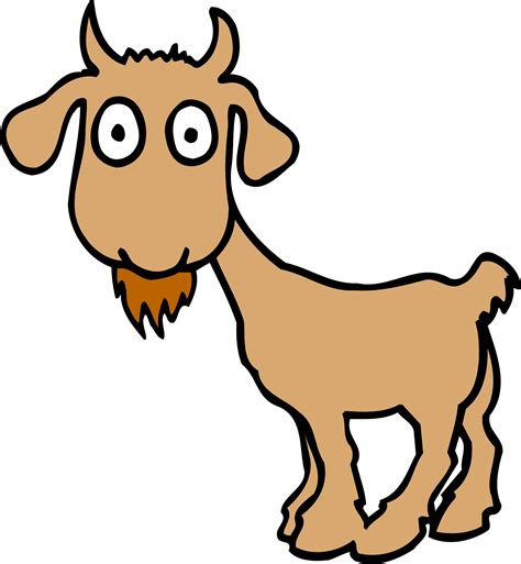 cartoon goat wallpaper clipart