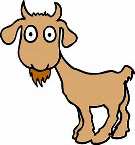 Cartoon Goat Wallpaper - ClipArt Best