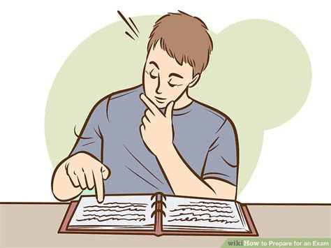 How To Prepare For An Exam (with Pictures) Wikihow