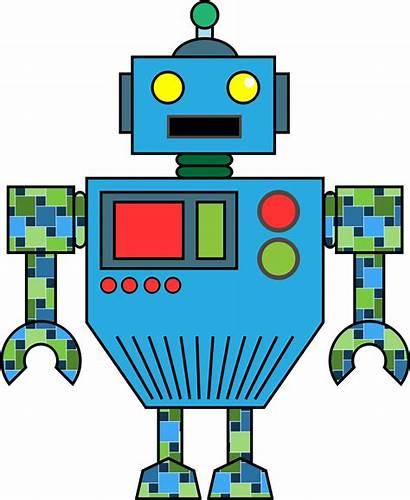 Robot Clipart Clip Robots Cliparts Robotics Transparent