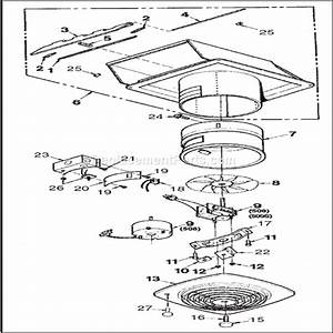 Broan 508 Parts List And Diagram   Ereplacementparts Com