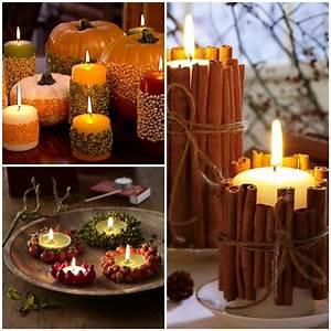 Herbstliche Stimmung Im Haus Mit Schnen Herbst Deko Ideen