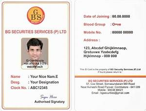 webbience bordered employee id card templates With employee id cards templates