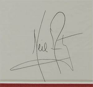 Neil Armstrong Signed Baseball (page 3) - Pics about space