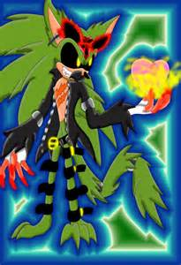 Heartless Sonic Characters