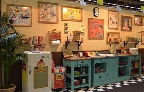 cuisine deco vintage décoration cuisine vintage
