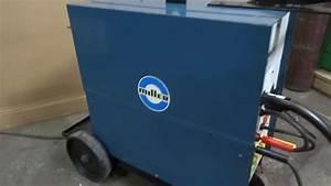 Millermatic 35 Mig Welder