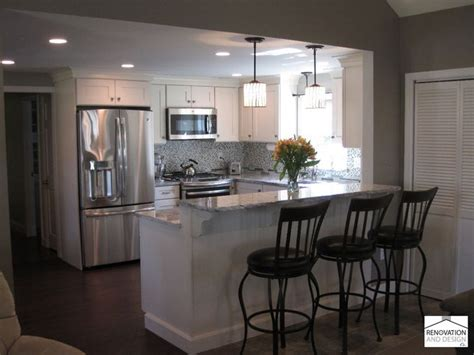open galley kitchen ideas some new galley kitchen designs to get the complete look 3727