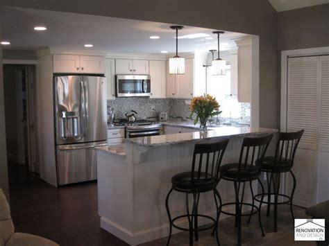 kitchen island with breakfast bar kitchen style small galley kitchen designs small galley