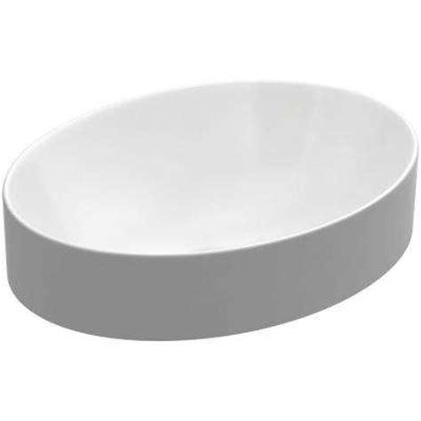 Oval Vessel Sink Home Depot by Oval White Kohler Vessel Sinks Bathroom Sinks
